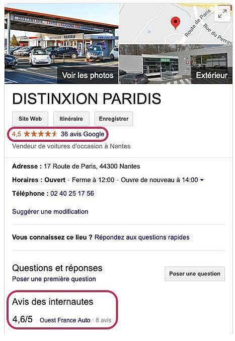 distinxion-avis-google