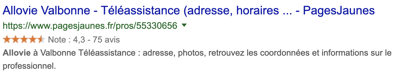 etoiles-pages-jaunes-google