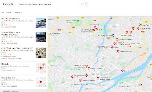 google-map-concession-auto