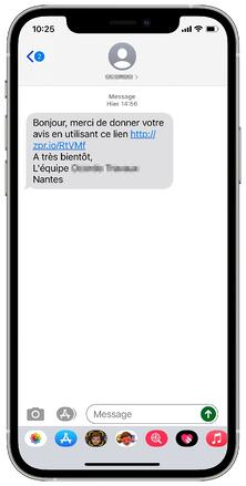 iPhone-12-enquete-SMS-Artisan