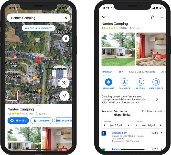 iPhones-Google-Maps